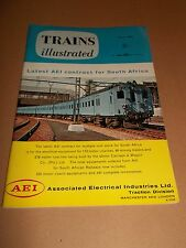TRAINS ILLUSTRATED MAGAZINE ~ MAY 1961 IAN ALLAN VOL XIV No. 152 EXCELLENT