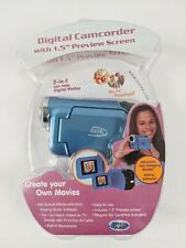"""Sakar Digital Camcorder With 1.5"""" Preview Screen New"""