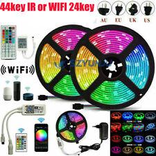 2835 LED Strip Light 5050 SMD RGB 30Leds/m Waterproof WIFI IR Controller DC12V