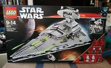 LEGO Star Wars 6211 Imperial Star Destroyer New Rare Set BNISB Darth vader