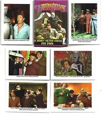 THREE STOOGES 4TH SER.2016  SCARY RETRO CARDS.10 CARDS PER PACK 1959 FLEER STYLE