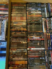 226 Action Movies-Dvd Lot Pick and Choose $1.25 Each-Multiple Buy Savings