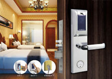 ADEL Security Digital Biometric Fingerprint Keyless Password Electric Door Lock