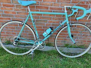 Bianchi Specialissima Rennrad celeste Stahlrahmen Columbus