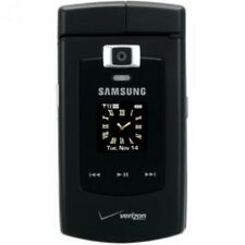 Samsung SCH U740 Alias - Black (Verizon) Cellular Phone Page Plus