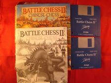 Battle Chess II 2 Chinese Chess 1990 - 91 Interplay Amiga