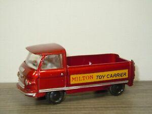 """Commer 3/4 Ton Chassis """"Milton Toy Carrier"""" - Milton India *47912"""