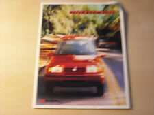 53001) Suzuki Vitara Sidekick - Swift - USA Prospekt 1994