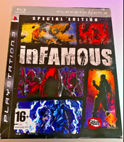 InFamous Special Edition Game Sony Playstation 3 PS3