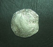 UK Charles Hammered silver coin