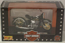 Maisto Harley-Davidson Limited Edition 9739 Motorcycle New In Box (See Photo)