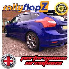 rallyflapz FORD FOCUS MK3 ST250 (2012 qty4 PARAFANGHI KIT Spirit Blu Cool