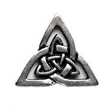 Lapel Pin Celtic Triangle