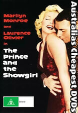 The Prince And The Show Girl DVD NEW, FREE POSTAGE WITHIN AUSTRALIA REGION ALL