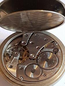 Vintage Revue Swiss Made Pocket Watch