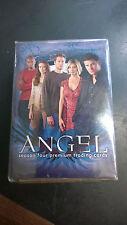Buffy the vampire slayer Angel Season 4 basic Set trading cards