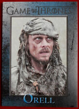GAME OF THRONES - ORELL - Season 3, Card #92 - Rittenhouse 2014