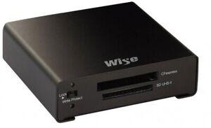 Wise CFexpress SDXC USB 3.2 Gen2 Kartenleser Kartenleser