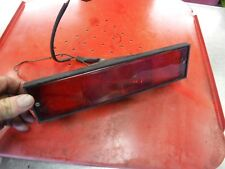 1987 Arctic Cat 440 JAG snowmobile parts: TAILLIGHT ASSEMBLY- complete