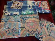 patchorck 6piéces 30x30=tissus coton les bleutés
