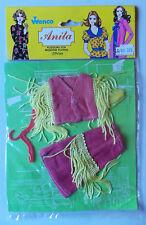 VINTAGE - ANITA KLEIDUNG 70er JAHRE - BARBIE CLONE DOLL OUTFIT - für 29 cm Puppe