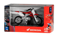 1:32 MINIATUR Honda CR 125 Motocross Bike Spielzeug Kinder