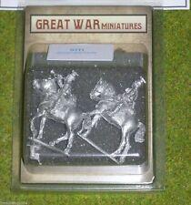 Great War Miniatures Uhlan allemand cavalerie Command G111