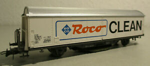 Roco Spur H0 Roco-Clean Schienen Reinigungswagen für Gleich + Wechselstrom  Nr.2