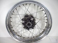 "4,25"" Akront Felge Hinterrad / Rear Wheel Honda NX 650 Dominator RD02 Supermoto"