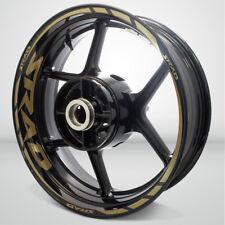 Motorcycle Rim Wheel Decal Accessory Sticker for Suzuki SRAD