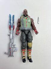"Hasbro Gi Joe Classified Series Cobra Island Roadblock 6"" Figure Loose"