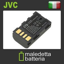 Batteria Alta Qualità EQUIVALENTE Jvc BNVF808 BN-VF808 BNVF808U BN-VF808U