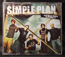 Simple Plan - Crazy - CD Single - Australia