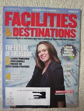 Facilities & Destinations Magazine Spring 2018 Elite Awards Future of the Floor
