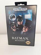 Batman Returns Sega Genesis MegaDrive complet