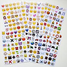 Fashion Emoji Bag Sticker Pack 48 Die Cut Stickers For iPhone Instagram Twitter