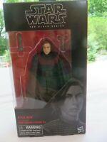 Star Wars Black Series Kylo Ren 45 Wave 12 EP8 The Last Jedi New MIB