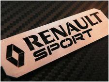 Renault Sport key keychain tag Clio Megane Laguna Scenic Espace
