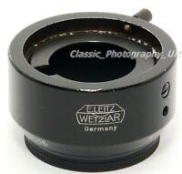 Leica VALOO Aperture Setting Lens Hood for Elmar 1:3,5 f=5cm & f=3,5cm Lenses