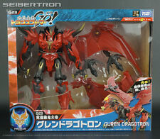 G23 Guren Dragotron Transformers Go! Beast Hunters Takara Tomy (Red Predaking)