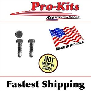 Fits Dodge Plymouth Chrysler OE Correct Fuel Pump Mounting Bolts Kit
