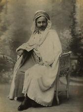 rare grande photo d'époque portrait de qualité signé 1913