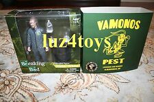 Mezco Breaking Bad Walter White Vamonos Pest Suit Exclusive Limited 500 LAST 1