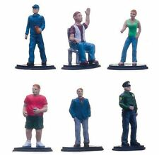 1/64 GREENLIGHT GL MUSCLE PEOPLE PACK SERIES 1 #13067