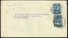 985 COLOMBIA TO FRANCE AIR MAIL COVER 1925 SCADTA MANIZALES - PARIS