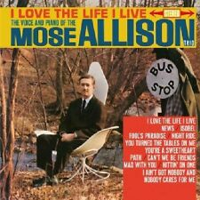Mose Allison Trio / I Love The Life I Live - Vinyl LP 180g
