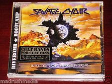 Savage Choir: Winter Of Probator CD 2014 Tribunal / Divebomb Records DIVE060 NEW