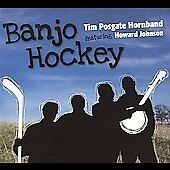 Tim Posgate Hornband feat Howard Johnson - Banjo Hockey (2009) CD NEW SPEEDYPOST