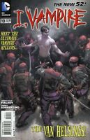 I, Vampire #10 Comic Book 2012 New 52 - DC