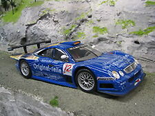 Maisto Mercedes-Benz CLK-GTR 1998 1:18 #12 Tiemann / Gounon FIA GT1 (MBC)